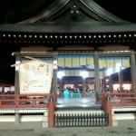 大宮氷川神社に初詣