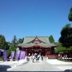 パワースポット日本三大稲荷の笠間稲荷神社へ